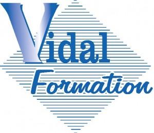 logo VIDAL formation