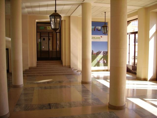 photo hall d'entrée espace forma